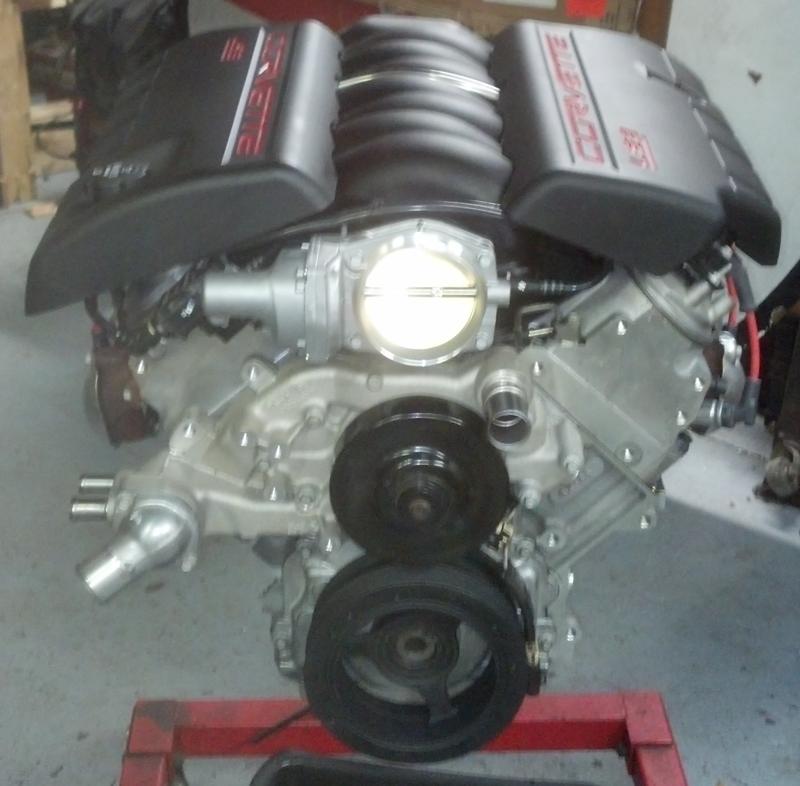 ▻ ▻ Low Mileage Corvette LS3 ENGINE for SALE - 20K miles