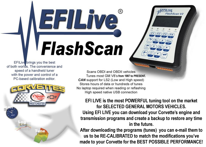 Z06 •▻ ▻ TUNE YOUR CORVETTE @ HOME with EFI LIVE and CHUCK